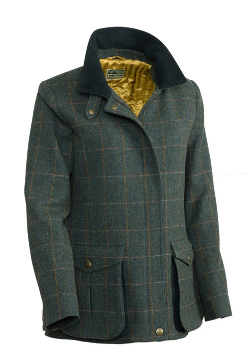 Hoggs of Fife Sherborne Coat