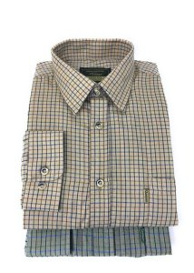 Champion Cartmel Cotton Check Shirt