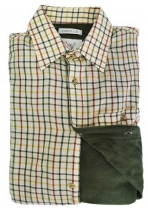 Bonart Kimbolton Fleece Lined Shirt