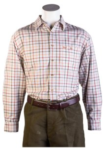Bonart Waldon fleece lined shirt