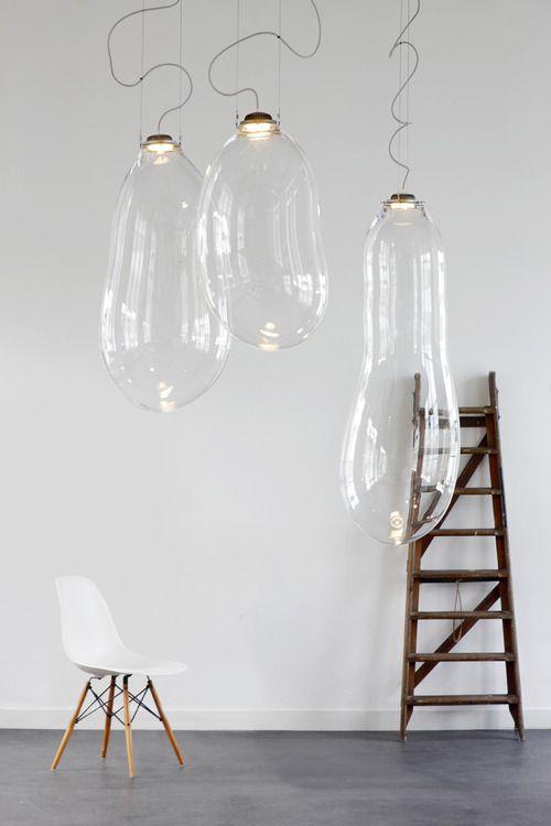 lampe verre dform  Chiara Stella Home