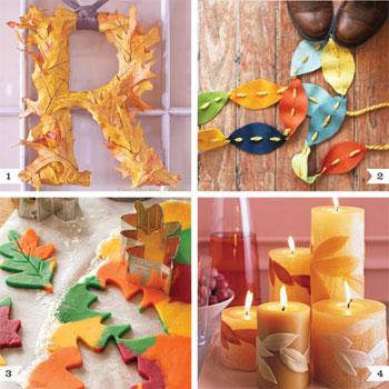 Fall Leaf Craft Ideas Chickabug