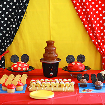 Mickey Mouse Clubhouse Party Chickabug