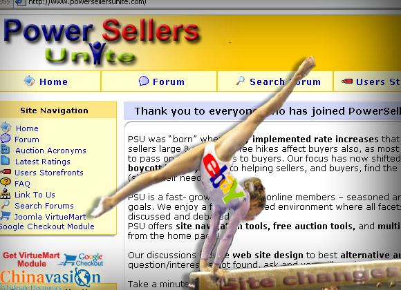 Sellers Have eBay Reversing