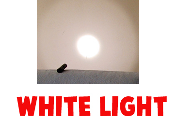 white  light copy
