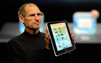 Even Mr. Jobs loves the Techpad Android Tablet