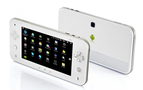 Android tablet PC and Game Console Hybrid