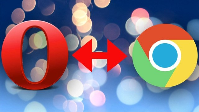 Install Chrome Extensions in Opera and Conversely