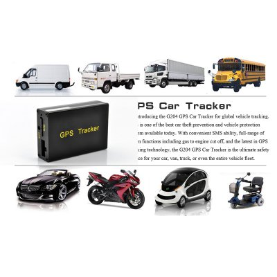 GPS CaR Tracker