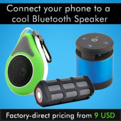 portable bluetooth speakers - outdoor bluetooth speaker