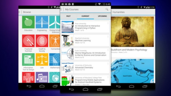 Coursera App Android