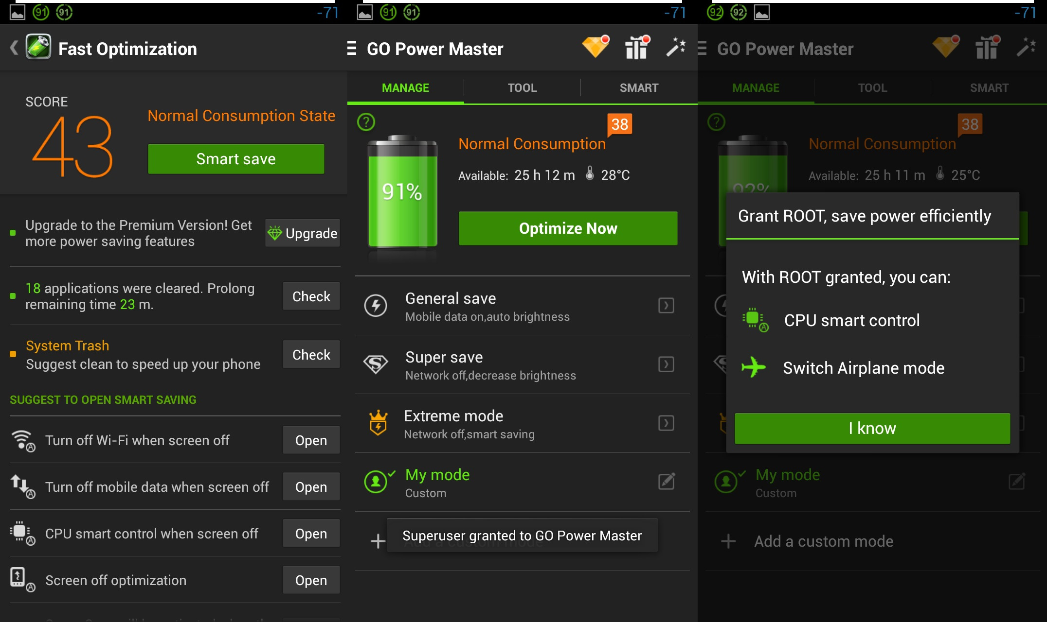 Battery Saving Apps For Your Android Phone