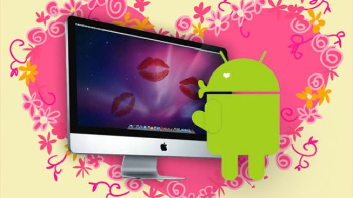 Android and Mac