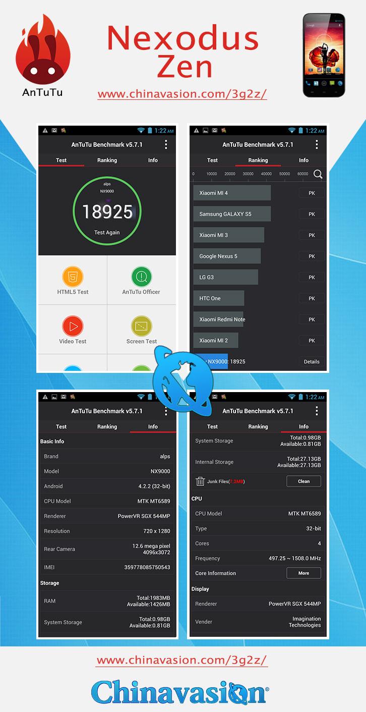 Nexodus Zen Smartphone