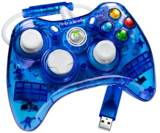 Rock Candy Game Controller