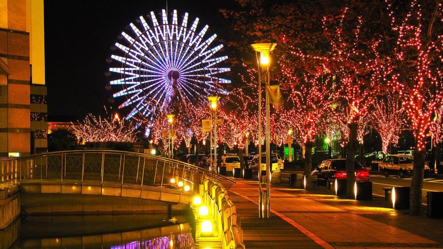 Traveling in Japan