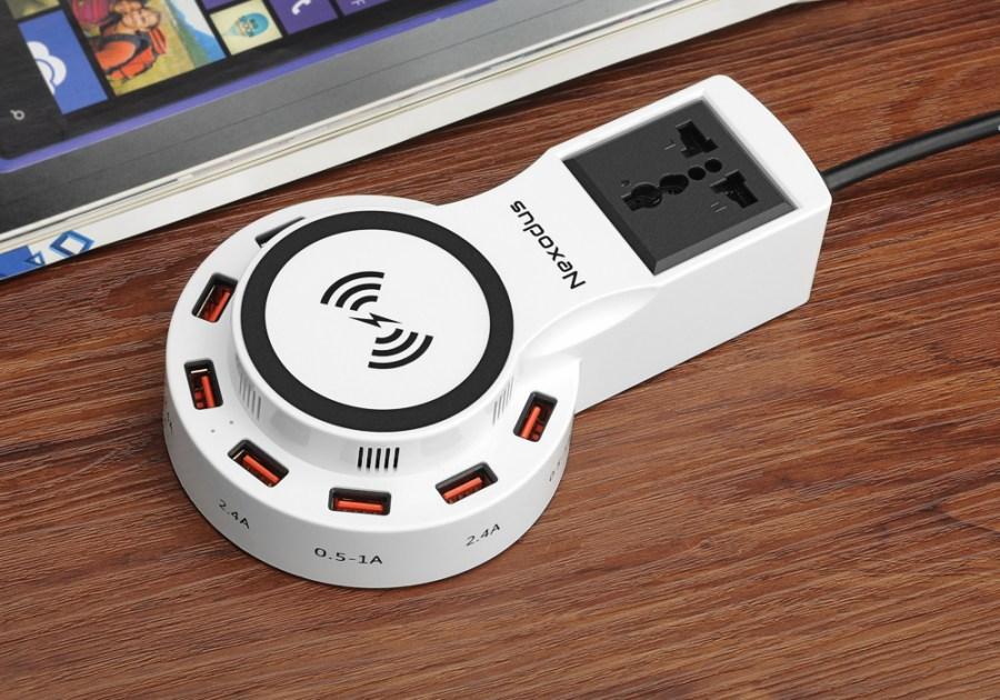 wholesale qi charging pad