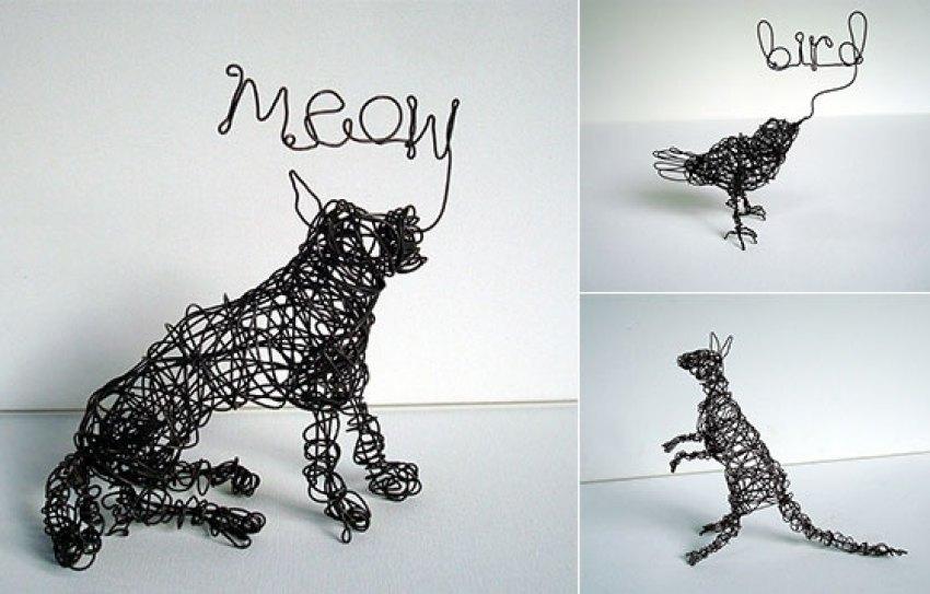 3d doodler cat