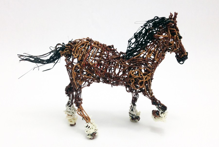 3d pen horse