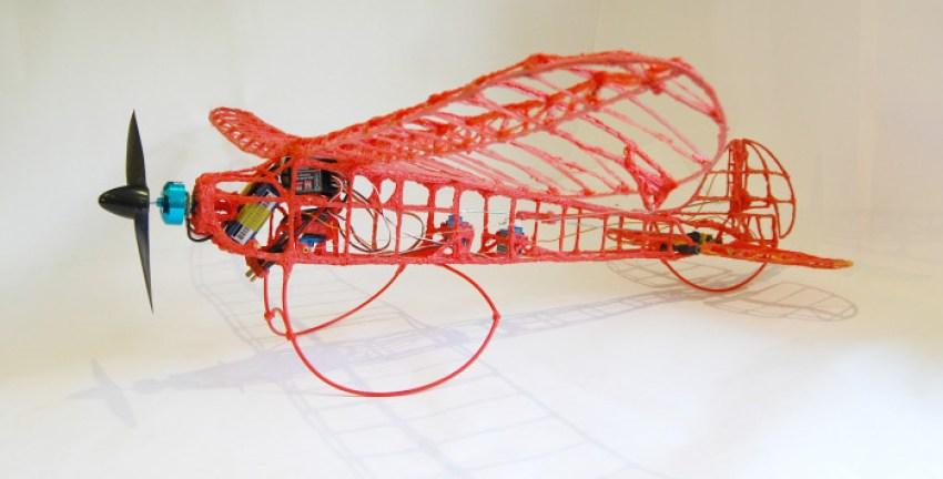 3d pen plane