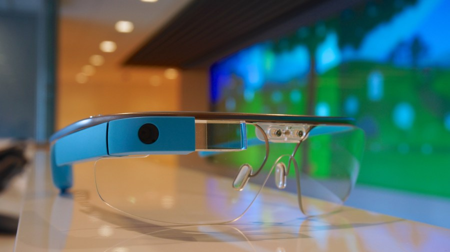 google glass virtual reality