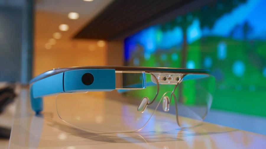 google glass virtual reality