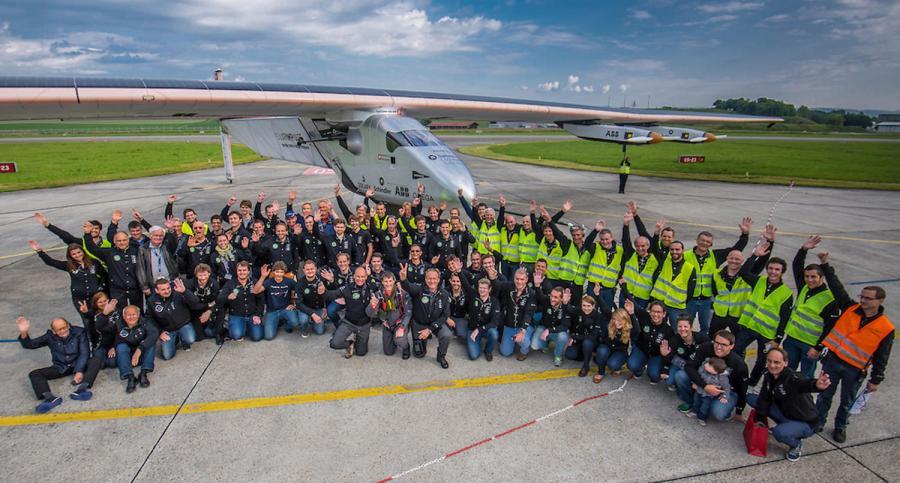 Solar Impulse Team_1