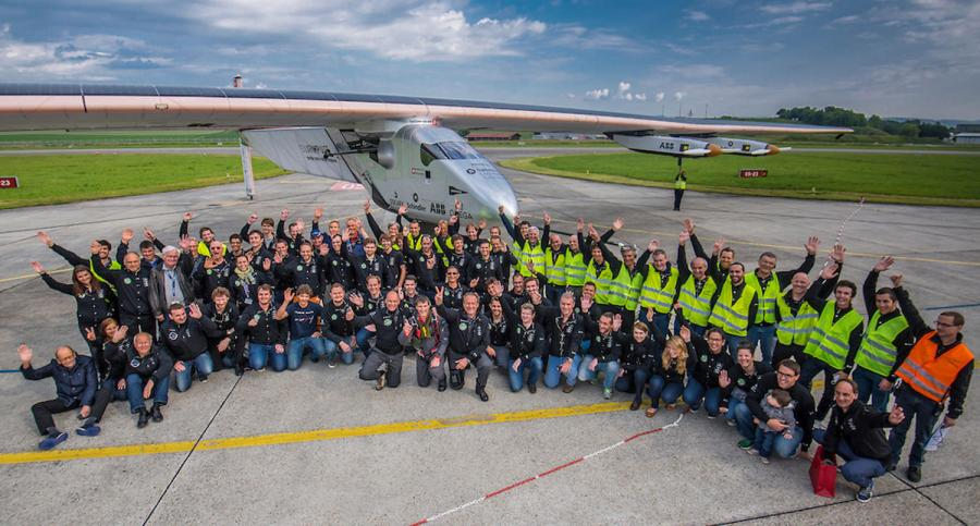 Solar Impulse Team_1