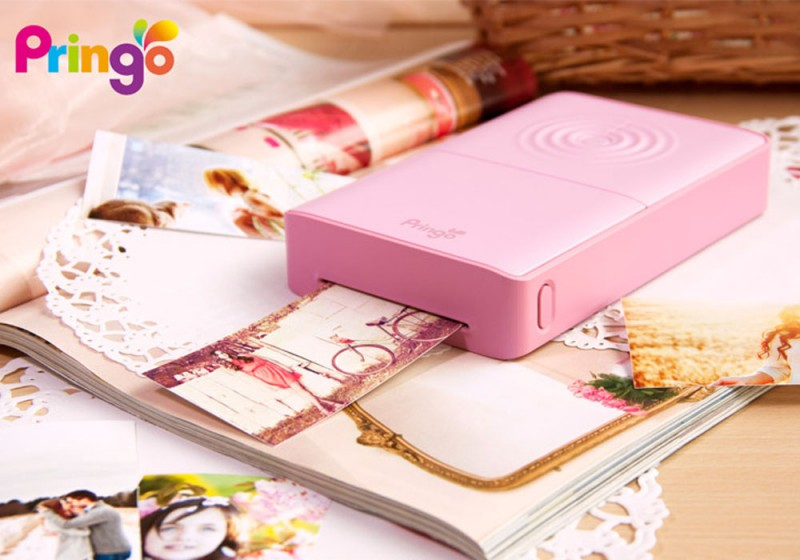Portable Photo Printer WiFi