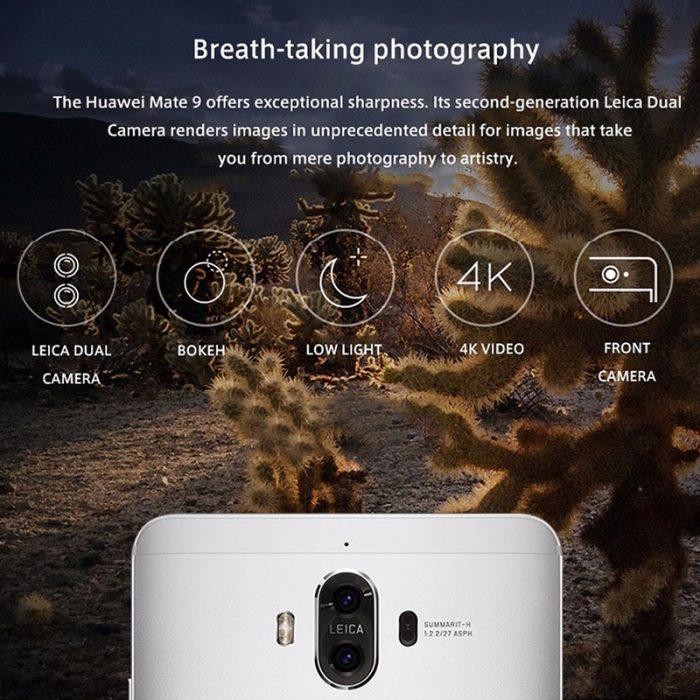 Mate 9 Camera