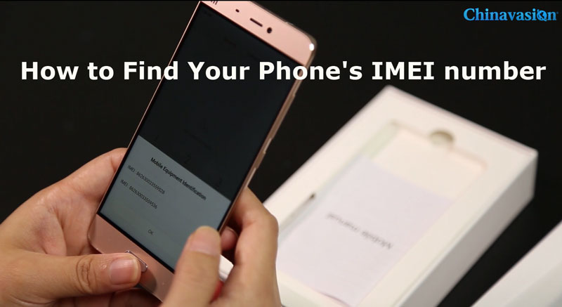 How to Find Your Xiaomi Phone's IMEI number