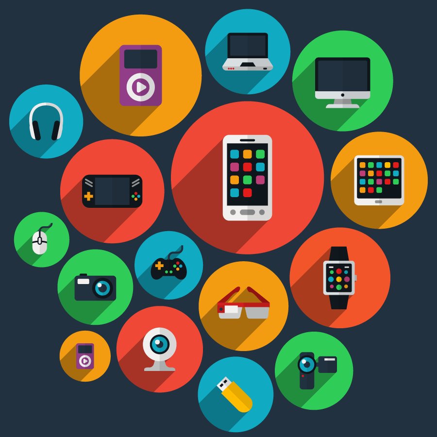 consumer electronics icons market future trends navigation