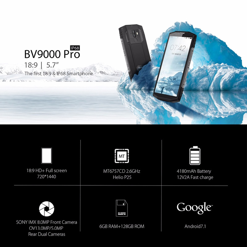 Meet China's Flagship Rugged Phone - Blackview BV9000 Pro