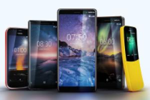 Noika lance un quatuor de smartphones à la CMM