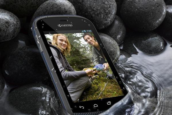 Kyocera smartphones