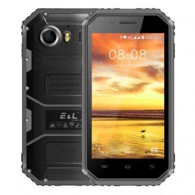 EL W6 4G waterproof smartphone
