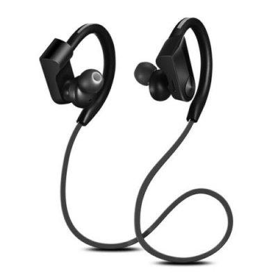K98 Sports Waterproof Headphones Black
