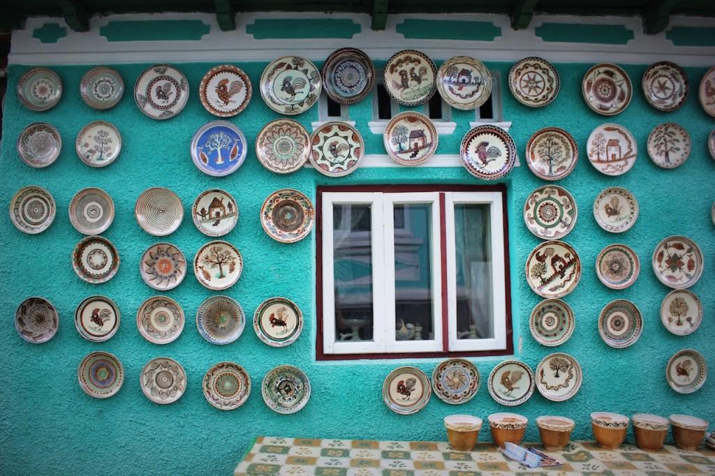 Céramique de Horezu, I. Mischiu
