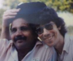 Krishnaprem and me
