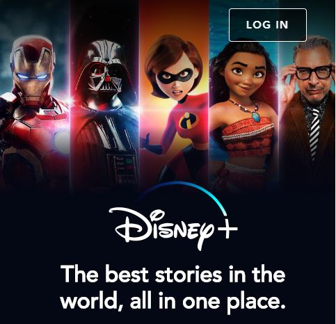 Disney+ - The best stories in the world, all in one place