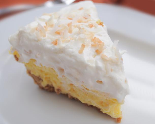 Coconut Dream Pie Recipe