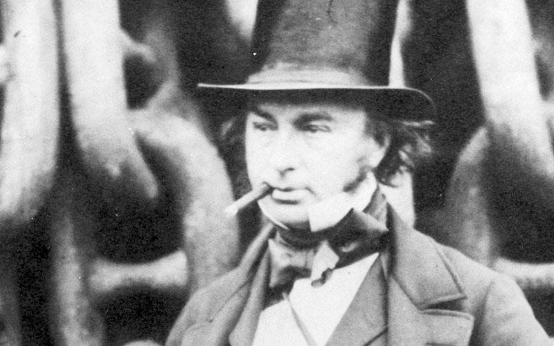 Inventor - Isambard Kingdom Brunel