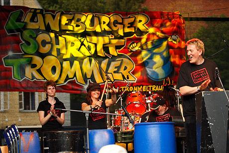 Lüneburger Schrotttrommler