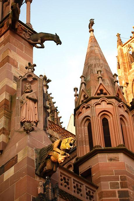 Münster (Detail)