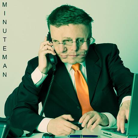 M I N U T E M A N (2007)