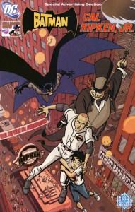 Batman meets Cal Ripken