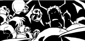 Gargyoles: Bad Guys #3 - pg 24 detail
