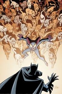 Batman Strikes #13 - cover colors