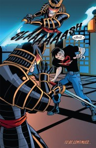 Young Justice #9 page 20
