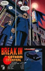 Strikes #12 - Title Page color